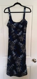 Beautiful Banana Republic Floral Print Sundress